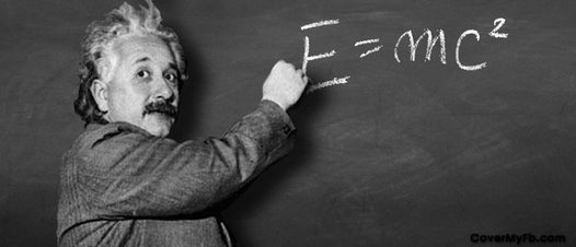 Albert Einstein's Theory of Relativity was inspired by a dream